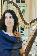 Professional harpist pianist and organist - LARISA SMIRNOVA